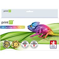 PRINT IT Kit Epson T1285 C/M/Y/Bk - Alternative Tintenpatrone