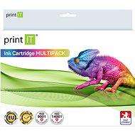 DRUCKEN 21XL Multipack BK + 22XL Farbe für HP Drucker - Alternative Tintenpatrone