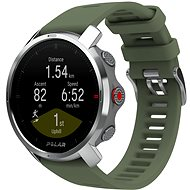 POLAR Grit X grün - Größe M/L - Smartwatch