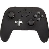 PowerA Enhanced Wireless Controller - Black - Nintendo Switch - Gamepad