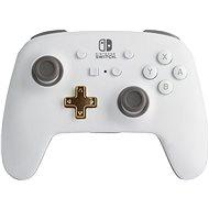 PowerA Enhanced Wireless Controller - White - Nintendo Switch - Gamepad