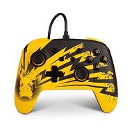 PowerA Enhanced Wired Controller - Pokémon Pikachu Lightning - Nintendo Switch - Gamepad