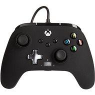 Gamepad PowerA Enhanced Wired Controller - Black - Xbox
