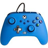Gamepad PowerA Enhanced Wired Controller - Blue - Xbox