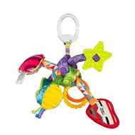 Lamaze - Geheimnisvoller Knoten - Kinderwagenspielzeug