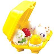 Unterhaltsame pfeifende Eier - Kindergeschirr