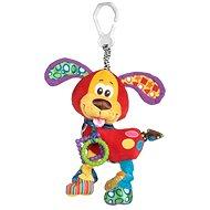 Playgro Hund Rexie - Kinderwagenspielzeug