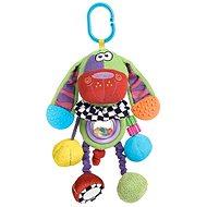 Playgro Klipp Klapp Hündchen mit Beißringen - Kinderwagenspielzeug