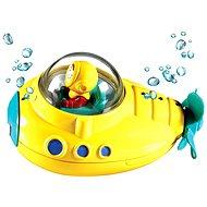 Munchkin - Gelbes U-Boot für die Badewanne - Wasserspielzeug