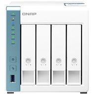 QNAP TS-431P3-2G - NAS Datenspeicher