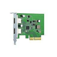 QNAP QXP-10G2U3A - PCI-Controller
