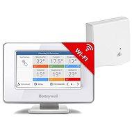 Honeywell EvoTouch-WiFi THR99C3110 Kessel, Steuergerät mit Netzteil + BDR91 - Set zur Heizungssteuerung