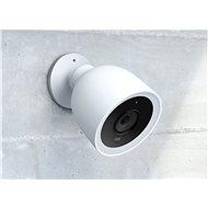 Google Nest Cam IQ im Freien - IP Kamera