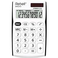 REBELL SHC 312 weiß/schwarz - Taschenrechner
