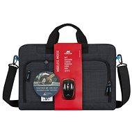 """RIVA CASE 8058 17.3"""" + kabellose Maus - Laptop-Rucksack"""