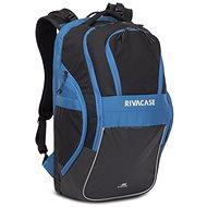 "RIVA CASE 5265 17,3"" blau / schwarz - Laptop-Rucksack"