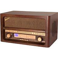 Roadstar HRA-1540 UE/BT - Radio