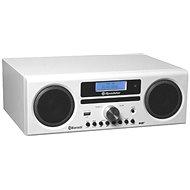 Roadstar HRA-9 D+BT weiß - Radio
