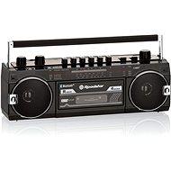 Roadstar RCR-3025 EBT BK - Radio mit Kassettenrecorder