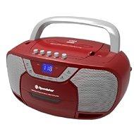 Roadstar RCR-4625U/RD - Radio mit Kassettenrecorder