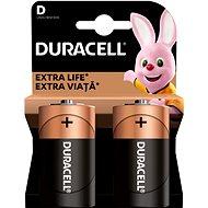Batterie Duracell Basic LR20 2 Stück - Akku