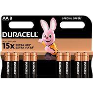 Duracell Alkaline AA 8 Stück - Akku