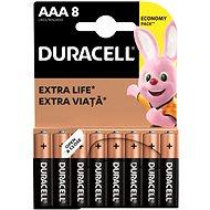 Grund Duracell AAA 2400 K8 Duralock 8 Stück - Einwegbatterie