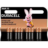 Duracell Basic AAA Batterien 10 Stück - Einwegbatterie