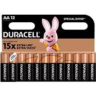 Duracell Alkaline AA 12 Stück - Akku