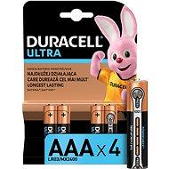 Duracell Ultra AAA 4 Stk - Einwegbatterie
