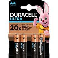 Einwegbatterie Duracell Ultra AA 4 Stk