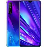 Realme 5 PRO Dual SIM 4+ 128 GB blau - Handy