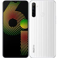 Realme 6i Dual SIM weiß - Handy