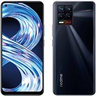 Realme 8 DualSIM 4 GB / 64 GB Punk - schwarz - Handy