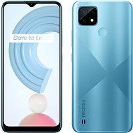 Realme C21 64 GB - blau - Handy