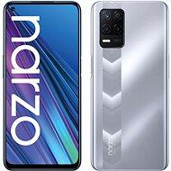 Realme Narzo 30 5G 128 GB - silber - Handy