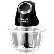 Russell Hobbs 24662-56 Matte Black Mini Chopper - Zerkleinerer