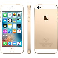 iPhone SE 16GB - Gold - Handy