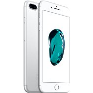 iPhone 7 Plus 256 GB Silber - Handy