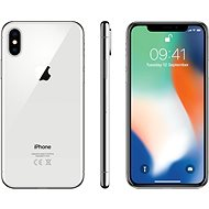 iPhone X 256GB Silber - Handy