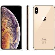 iPhone Xs Max 512 GB Gold - Handy