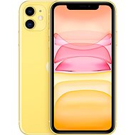 iPhone 11 128GB gelb - Handy