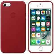 Apple iPhone SE Abdeckung rot - Handyhülle