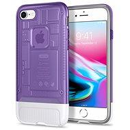 Spigen Classic C1 Grape iPhone 8/7 - Silikon-Schutzhülle