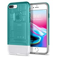 Spigen Classic C1 Bondi Blue iPhone 8 Plus/7 Plus - Silikon-Schutzhülle
