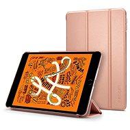 Spigen Smart Fold Case Rose Gold iPad Mini 5 2019 - Tablet-Hülle