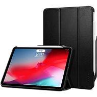 "Spigen Smart Fold 2 Black iPad 11"" - Tablet-Hülle"