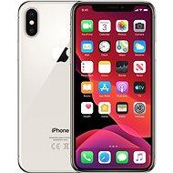 iPhone X 256 GB Silber - refurbished - Handy