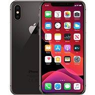 iPhone X 256 GB Space Grey - refurbished - Handy