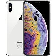 iPhone Xs 256 GB Silber - refurbished - Handy